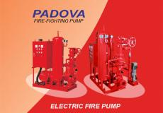 Padova Electric Fire Pump